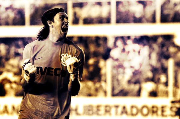 Cassio Goleiro do Corinthians