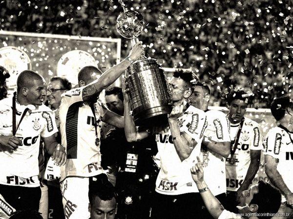 Corinthians Campeão da Libertadores da América 2012